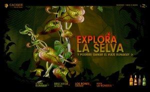 ron_cacique_campaña_online_aventura_grafica_juego_concurso_internet
