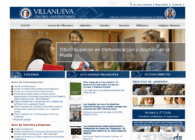 Villanueva.edu